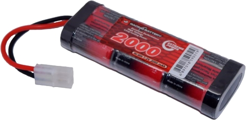 Himoto 7.2v 2000mAh NiMh Battery