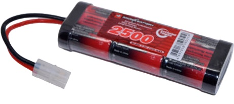 7.2v-2500mah-nimh-red-quality-battery-with-tamiya-connector