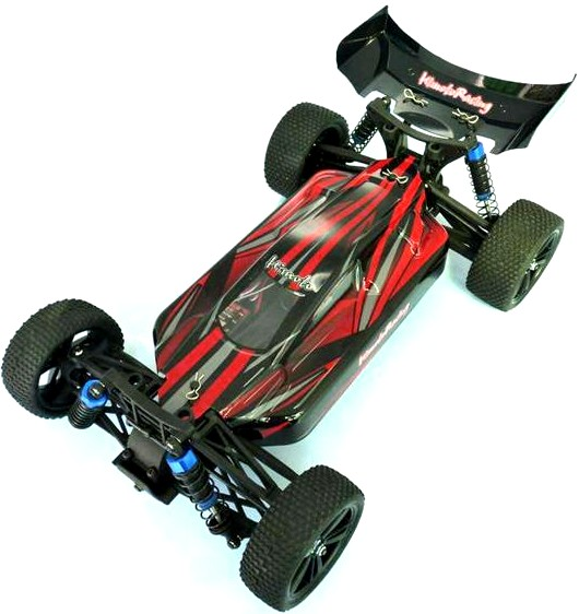 E10XBL-Brushless-Buggy/RC-Brushless-Buggy-Tanto-Red