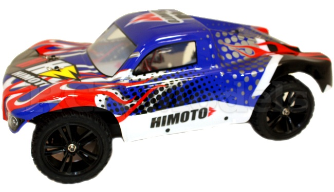 spatha 4wd 1  10 rc short course truck  brushed