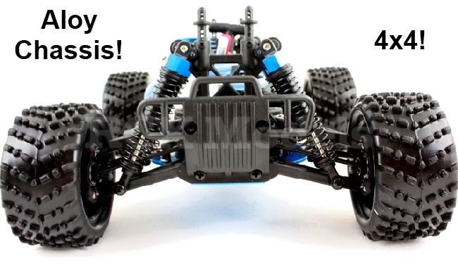 nitro rc voiture monster truck buggy essence t l commande radio 4x4 4wd fast 45mph ebay. Black Bedroom Furniture Sets. Home Design Ideas