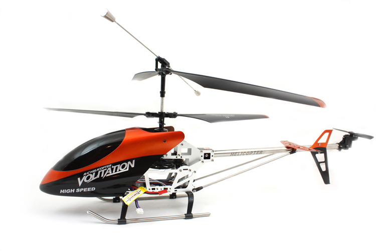 Elicottero 9053 : Alloy shark v ch rc helicopter