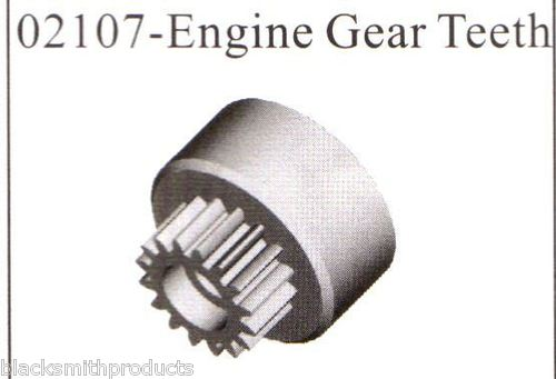 02107-1speed-clutch-bell-gear