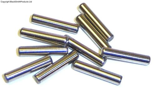 08027 Metal Hex Drive Pins 2x10mm