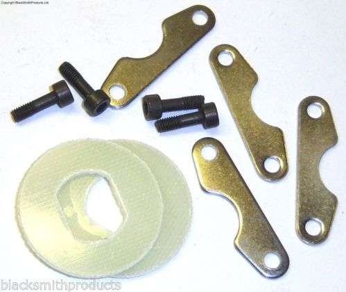 02044 Brake Disk, Pads, Bolts
