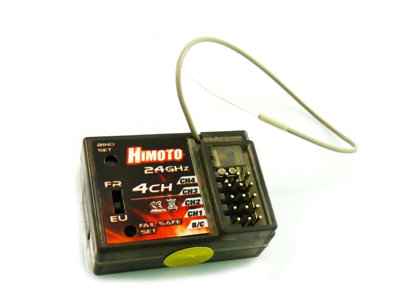 2.4ghz 3Ch channel Receiver (28463)