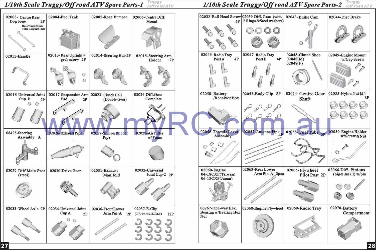 HIMOTO-HSP-Nitro-Monster-Truck-Parts-List-8