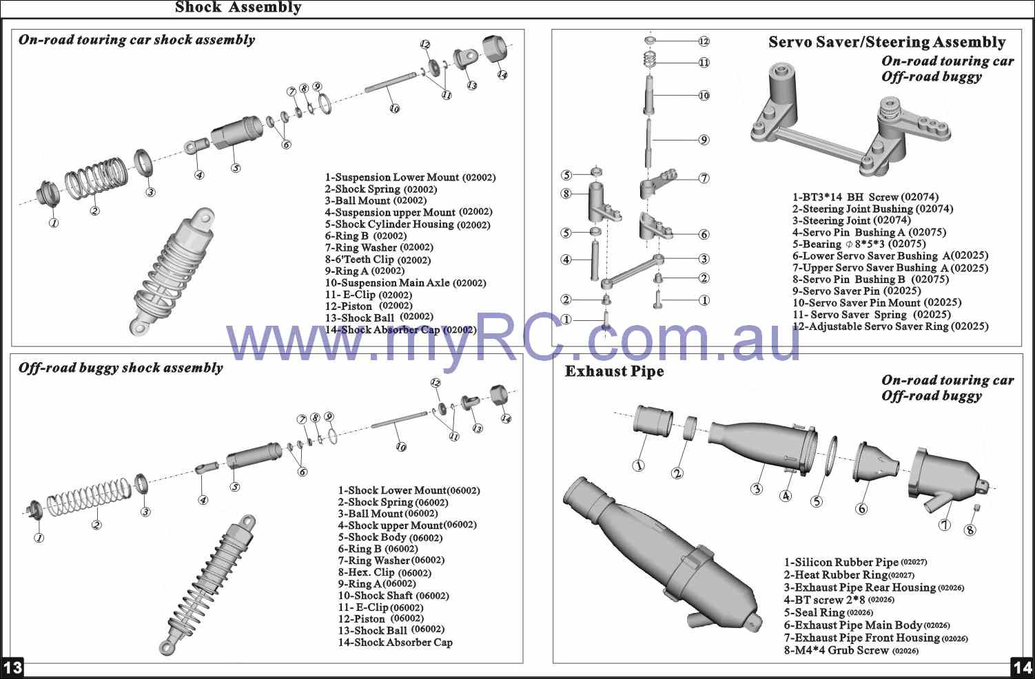 Himoto-Nitro-Buggy-Parts-List/8