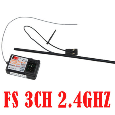 FS-GR3C GT3B GT2 2.4Ghz 3CH Failsafe Receiver For Rc Car Rc Boat GT3B
