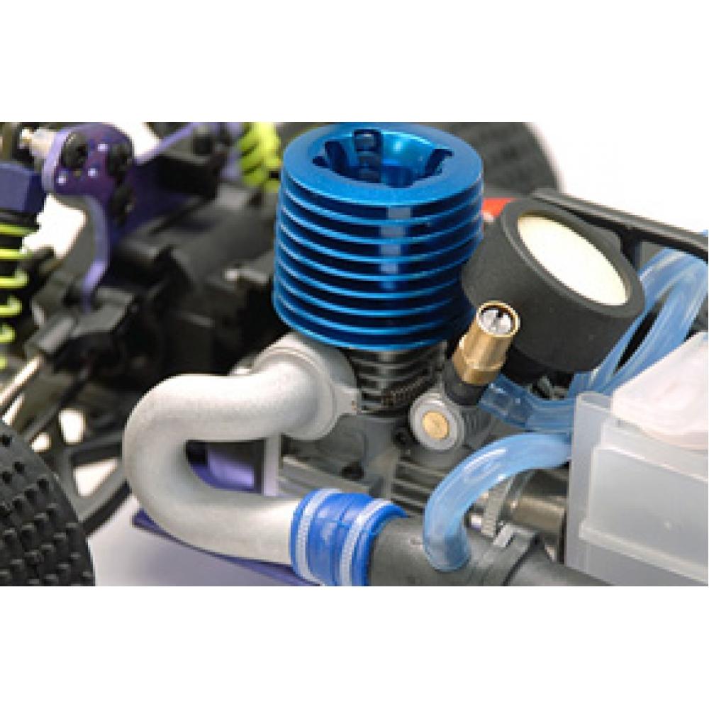 Nitro R C Cars Engine Tuning Secrets: 7 CXP RC Nitro SH Engine Rotary Carb Side Exhaust