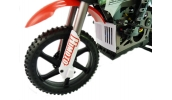 HIMOTO RC 1:4 Scale Motocross MotorBike 2.4ghz (Red)