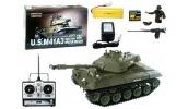 Heng Long Bulldog m41a3 RC Tank 1/16 Smoke and sound