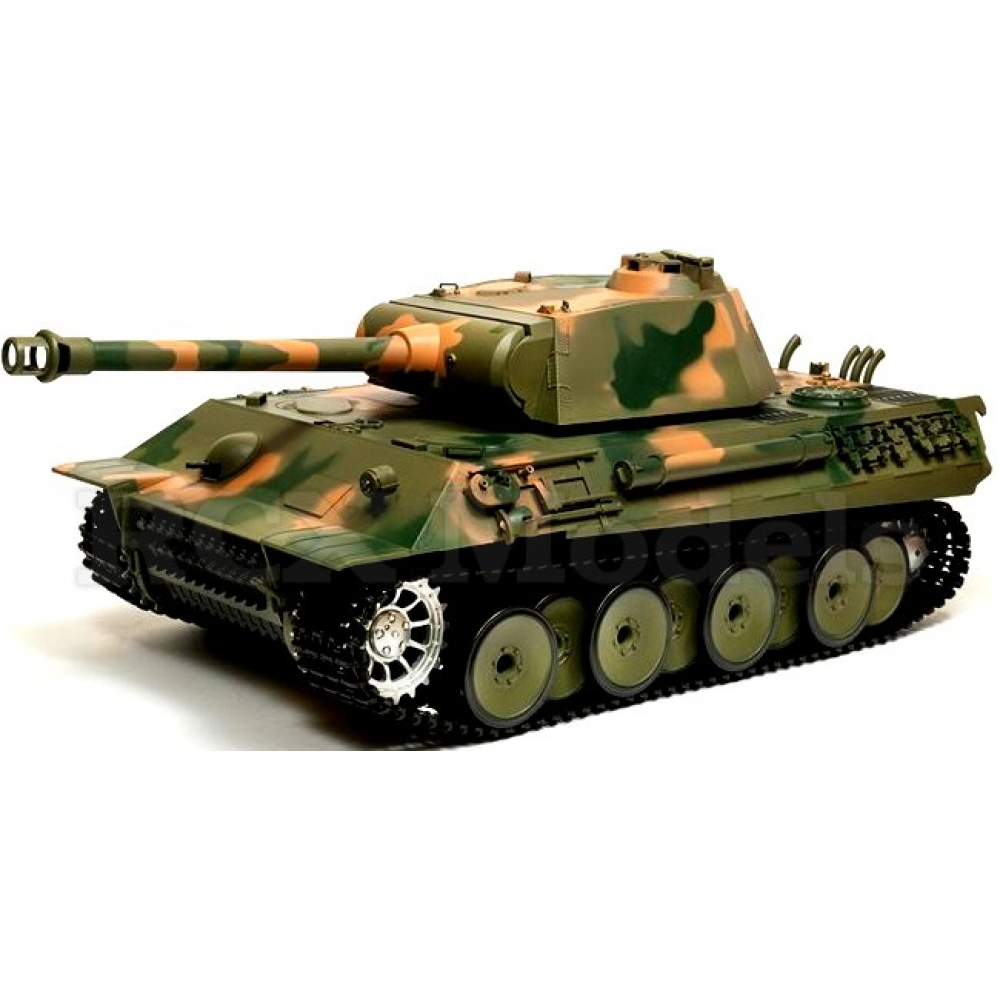 Heng Long Panther Rc Tank 1 16 With Smoke And Sound