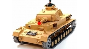 Heng Long Panzer IV Pro 1/16 RC Tank Metal Upgrade Version