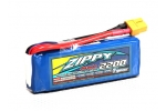 2200mAh LiPo Battery 2S 7.4V RC 40C 50C Burst