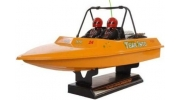 RC Radio Control JET BOAT Yellow