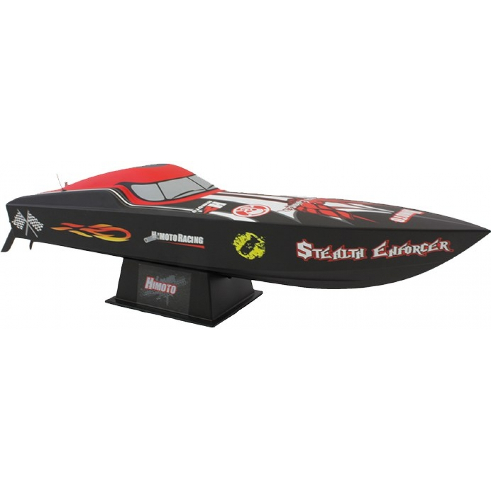 Himoto rc speed boat 35mph rtr 26 enforcer swarovskicordoba Image collections