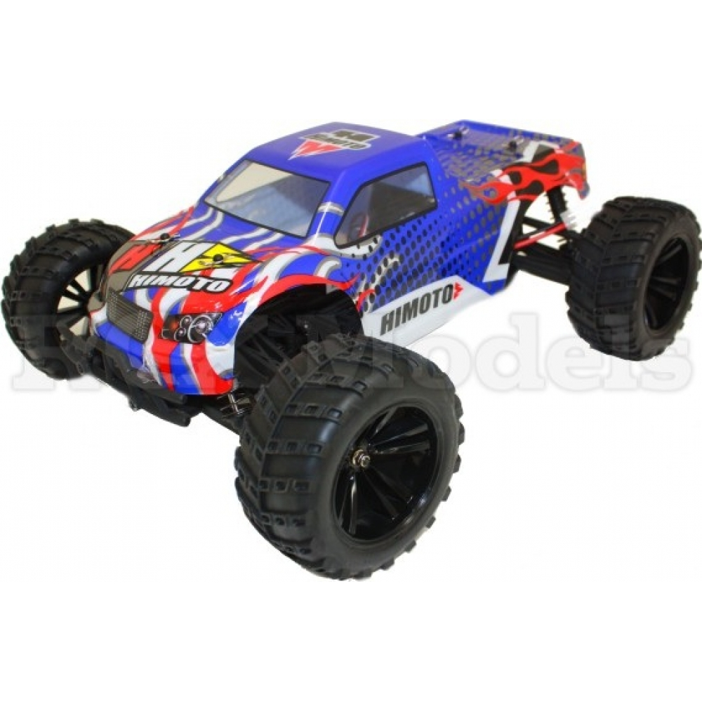 Bowie 4wd 1 10 Rc Monster Truck Brushed Ex Display
