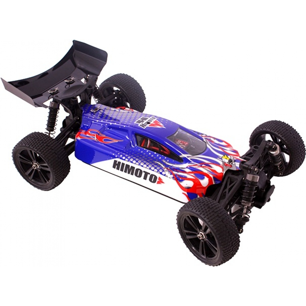 Tanto 4wd 1 10 Rc Race Buggy Brushed