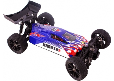 Tanto 4WD 1/10 RC Race Buggy (Brushed)