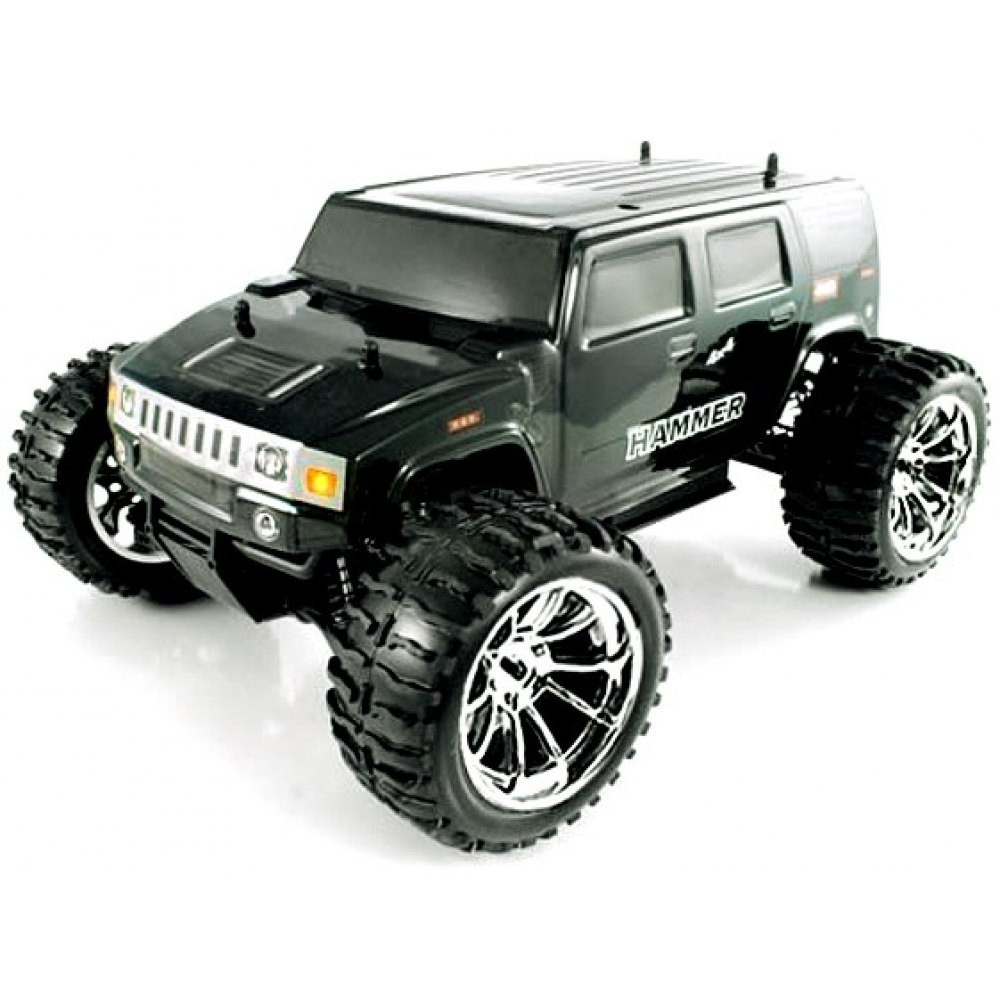 hsp hammer electric rc 4x4 1 10 truck 2 4ghz. Black Bedroom Furniture Sets. Home Design Ideas