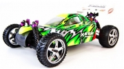 RC 1/10 4x4 Electric Buggy HSP XSTR (Green)