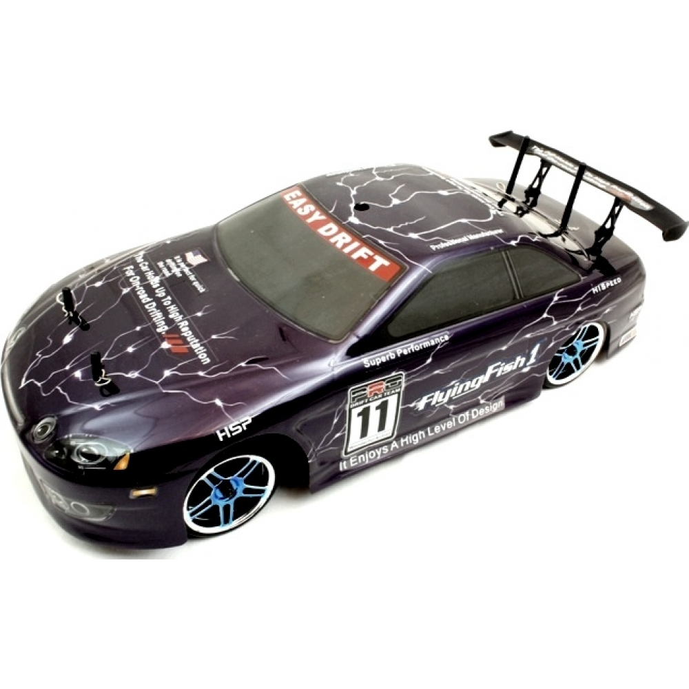 Hsp 1 10 Rc Electric On Road Car Flying Fish Lightning