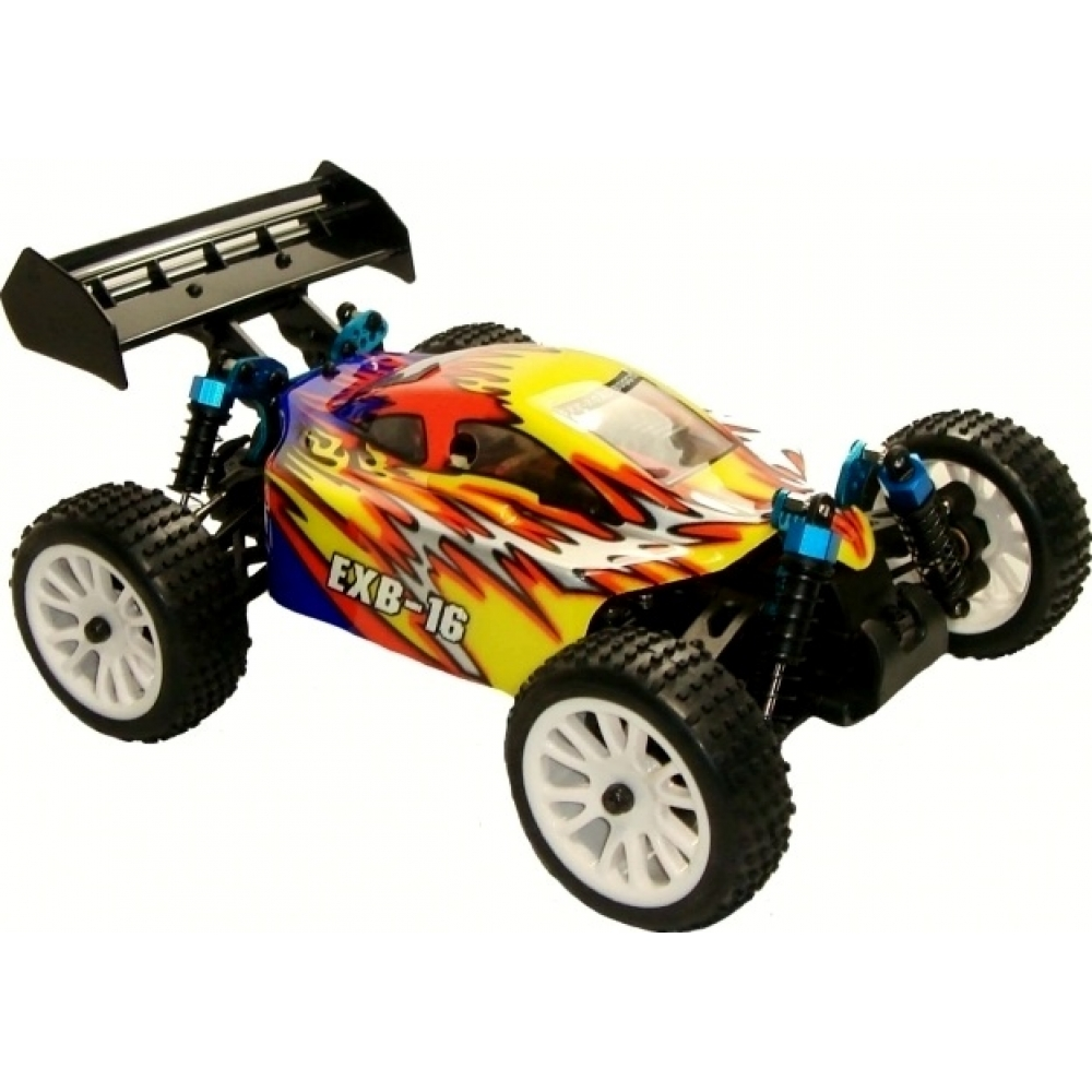 Himoto 1 16 Mini Rc Buggy Calypso Orange
