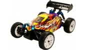 HIMOTO 1/16 Mini RC Buggy (Calypso Orange)