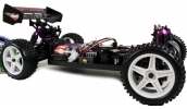 RC 1/10 4x4 Electric Buggy HSP XSTR (Orange)