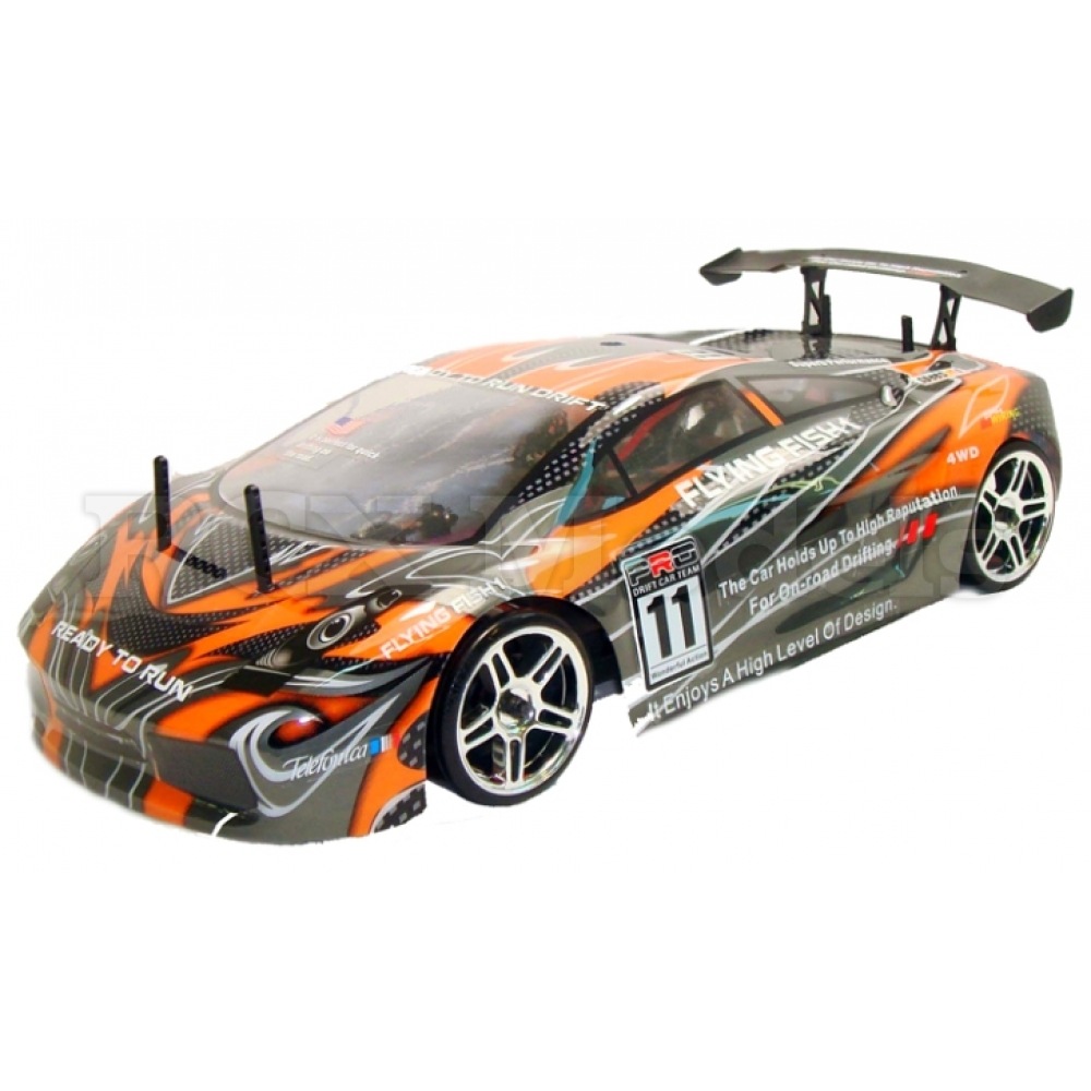 RC Drift Car 1/10 Lamborghini On-Road Electric RTR 4x4