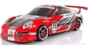 RC Drift Car 1/10 Porsche On-Road Electric RTR 4x4 (Red)