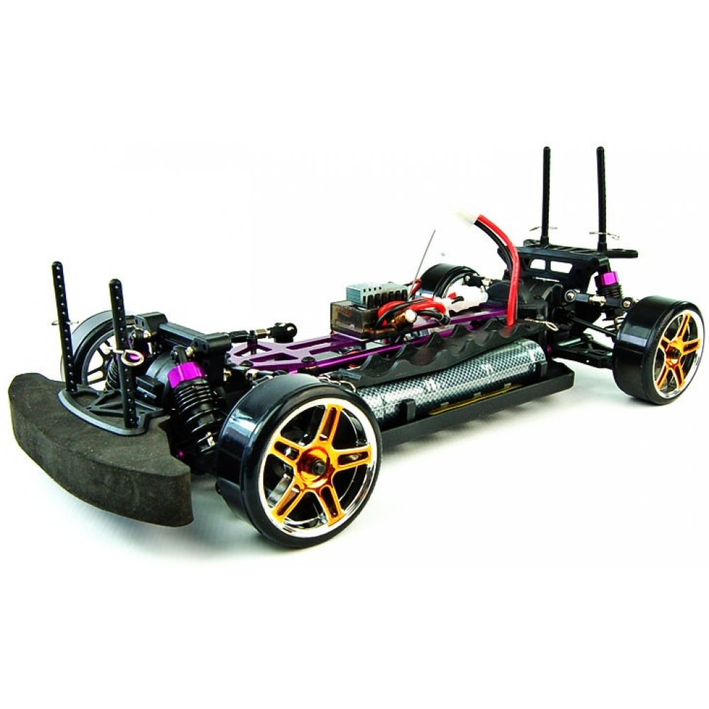 rc drift car 1 10 porsche on road electric rtr 4x4 red. Black Bedroom Furniture Sets. Home Design Ideas