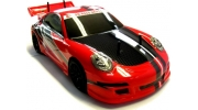 Porsche Nitro RC Race Car 1/10 RTR 4WD 60mph Red