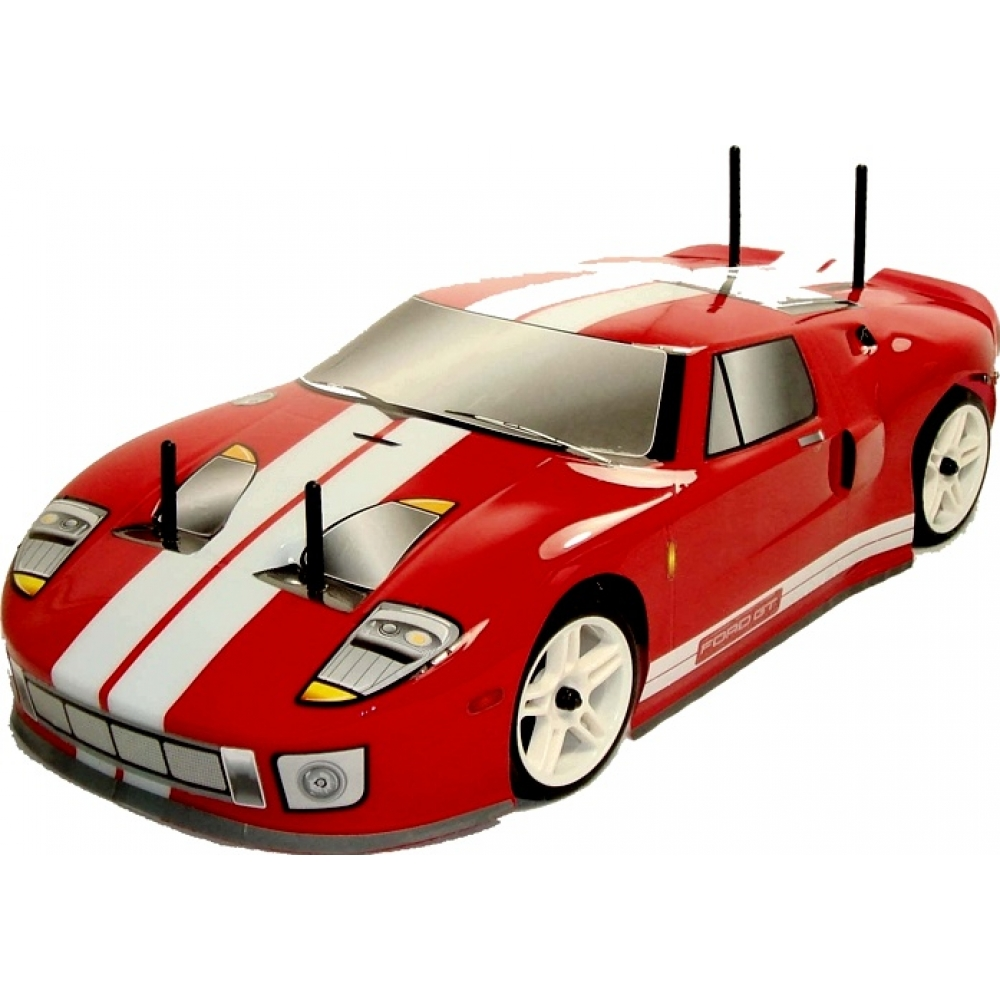 1/10 Electric 4x4 RC Race Car (Ford GTO