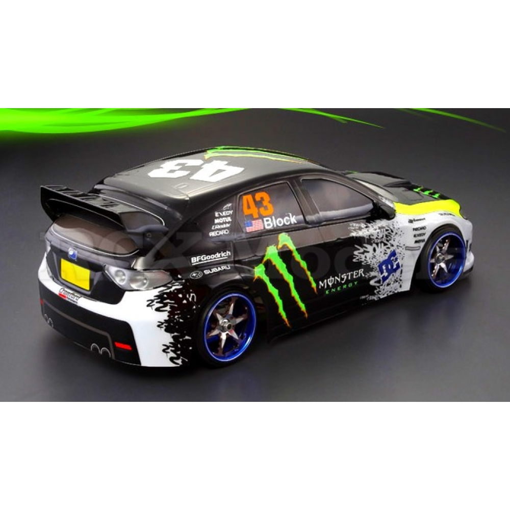 Electric 1/10 RC 4x4 Subaru Impreza WRX-10 Rally Car