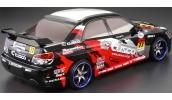 Electric 1/10 RC 4x4 Subaru Impreza WRX-9 Rally Car