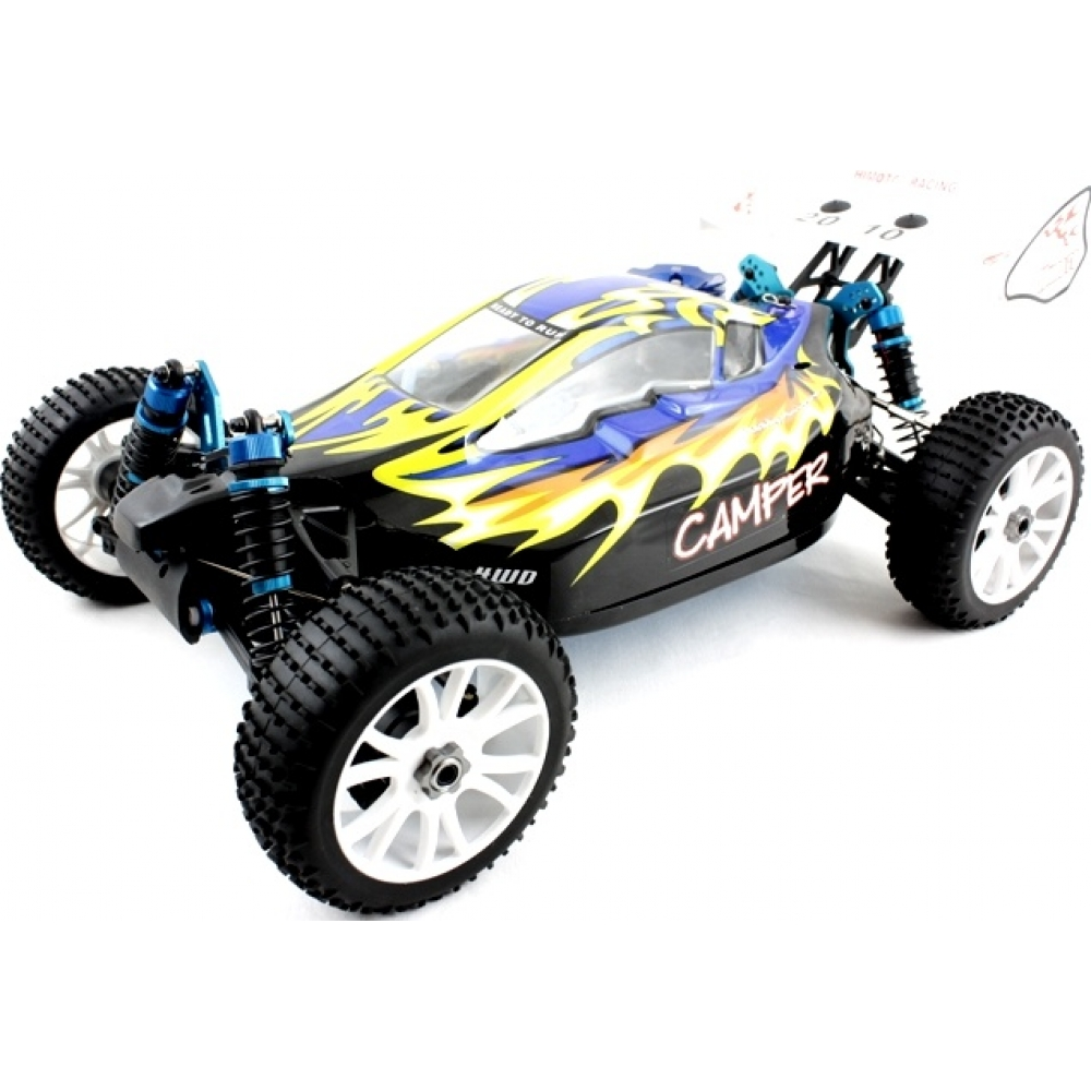 1 8 rc 4wd nitro blackbird buggy. Black Bedroom Furniture Sets. Home Design Ideas