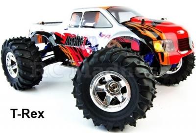 Acme Conquistador Nitro RC Truck 4WD 1:10 (T-Rex)