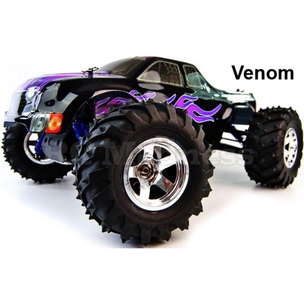 Acme Conquistador Nitro Rc Truck 4wd 1 10 Venom