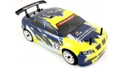 HIMOTO 1/16 Mini RC Nitro Race Car (Yellow Flying Fish 3)