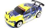 HIMOTO 1/16 Mini RC Nitro Race Car (Yellow Flying Fish 3)