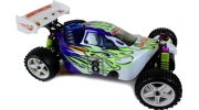 Himoto Syclone RC Nitro Buggy 1/10 RTR 4WD (Thunder 2 Speed 60mph)