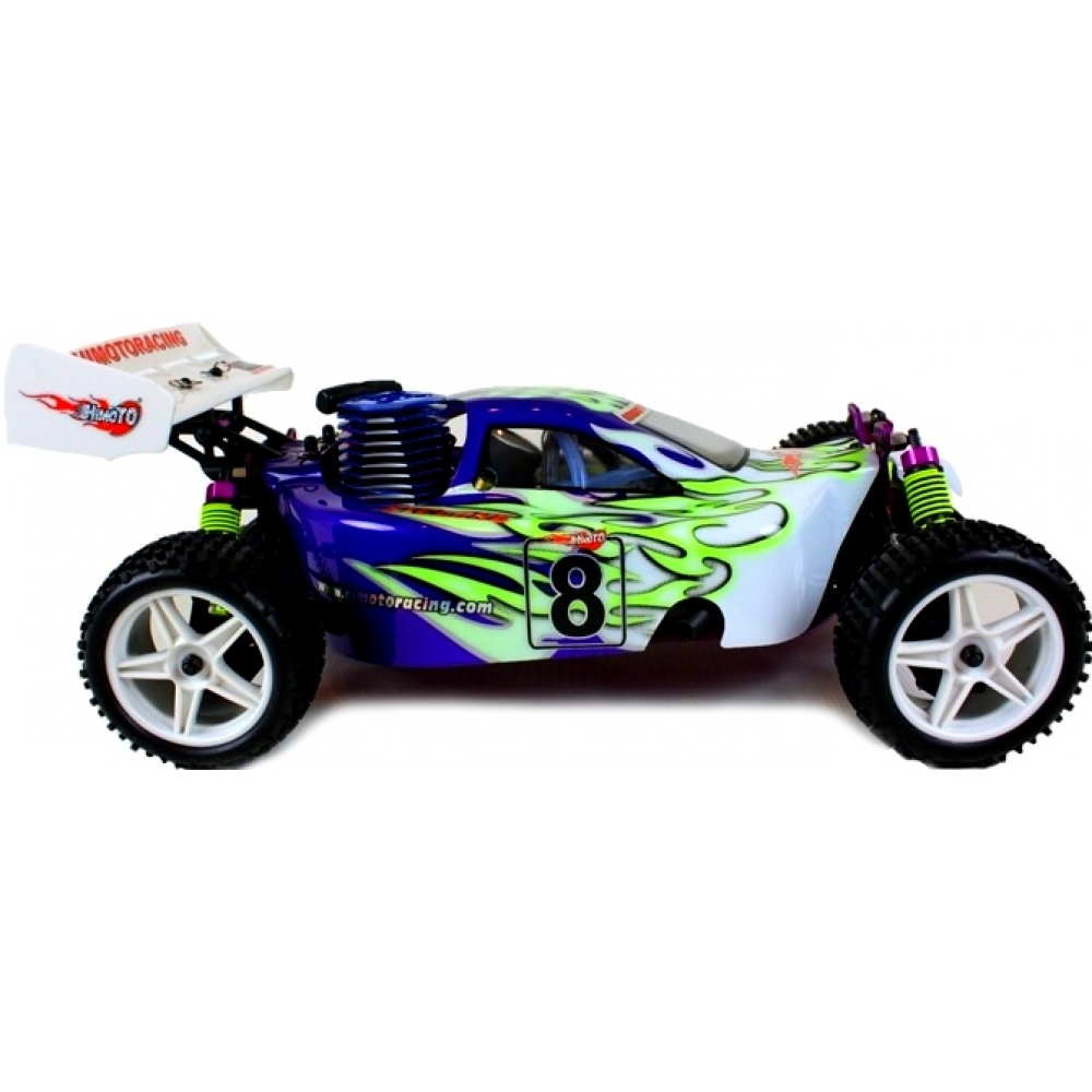 HSP Nitro Buggy 1/10 RTR 4WD (Thunder 2 Speed 60mph