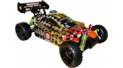 Himoto Syclone RC Nitro Buggy 1/10 RTR 4WD (Rage 2 Speed 60mph)