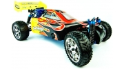 HSP RC Nitro Buggy 1/10 RTR 4WD (Flame 2 Speed 60mph)