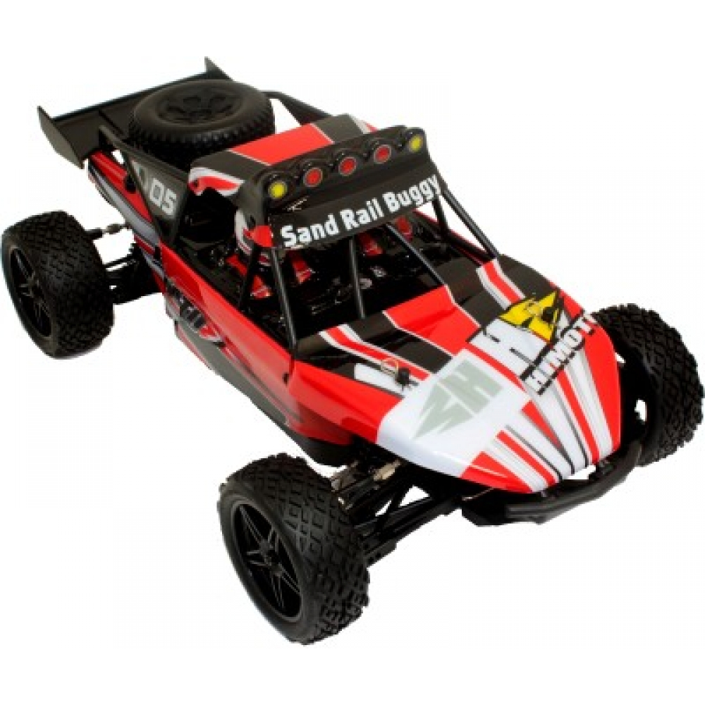 Himoto Pro 4x4 1 10 Rc Desert Race Buggy Red