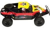 HIMOTO Pro 4x4 1/10 RC Desert Race Buggy (Yellow)