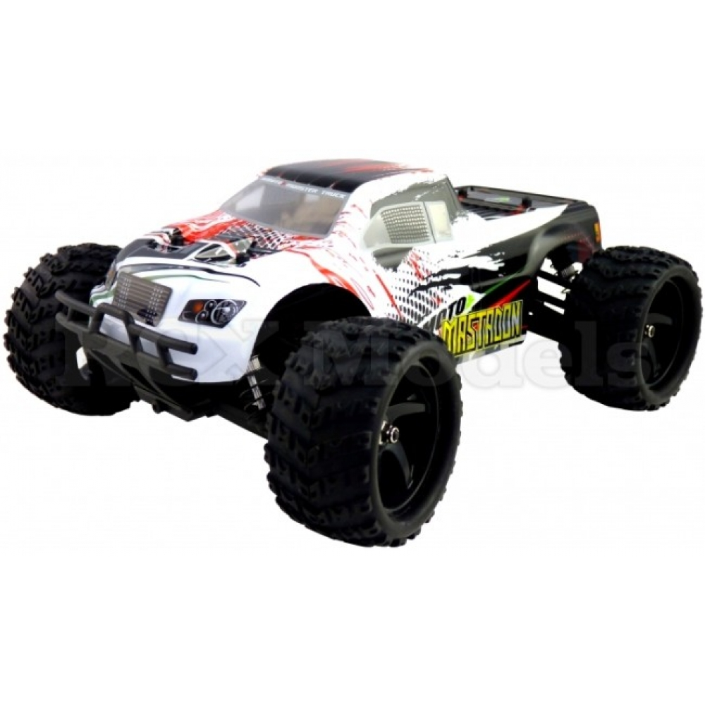1 18 Rc Electric Masterdon Brushless Mt Truck