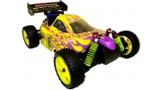 Himoto Syclone RC Nitro Buggy 1/10 RTR 4WD (Sand Viper 2 Speed 60mph)